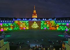 Multiplayer-Mapping-Game-Capture-The-Pyramide-Karlsruher-Schloss