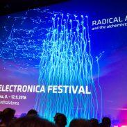 Fotos vom Ars Electronica Festival 2016 Foto
