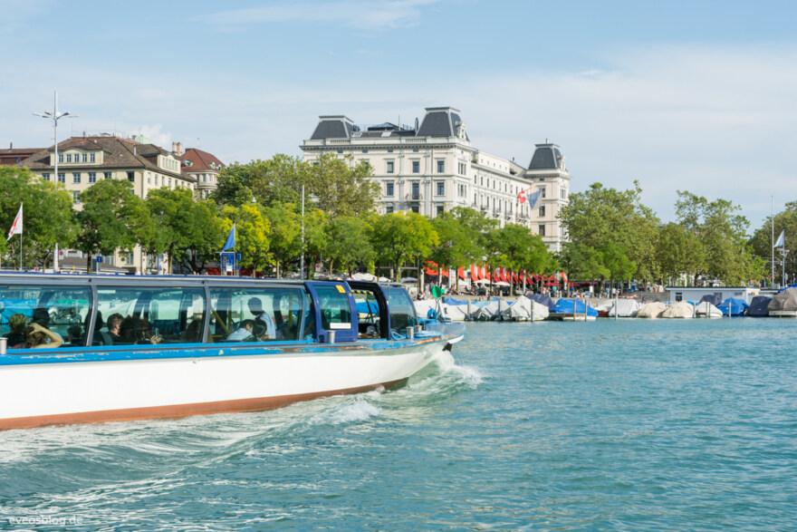 Artikelbild für: Fotos aus Zürich: Schweizer Meeting- und Event-Destination