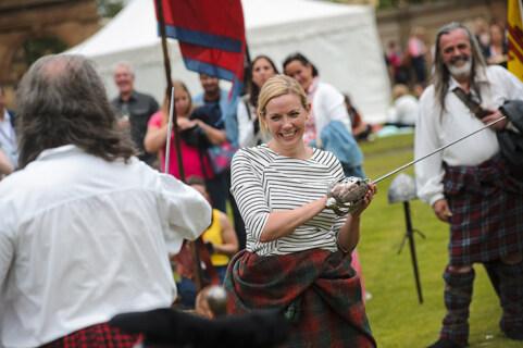 Artikelbild für: Mutige Rahmenprogramme für Meetings in Schottland, Teil 2