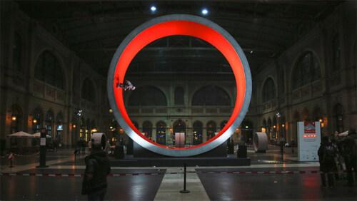 """Artikelbild für: """"Gottardo"""" Ausstellung und Roadshow"""