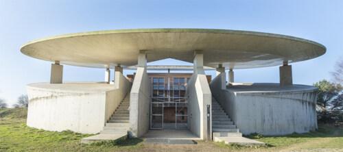 """Artikelbild für: Location-Tipp: """"Haus für Musiker"""" auf der Raketenstation Hombroich bei Düsseldorf"""