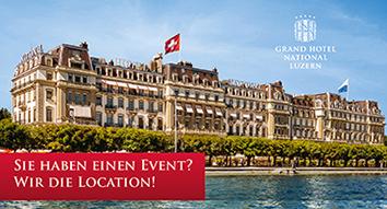 Hotels und Locations in Luzern