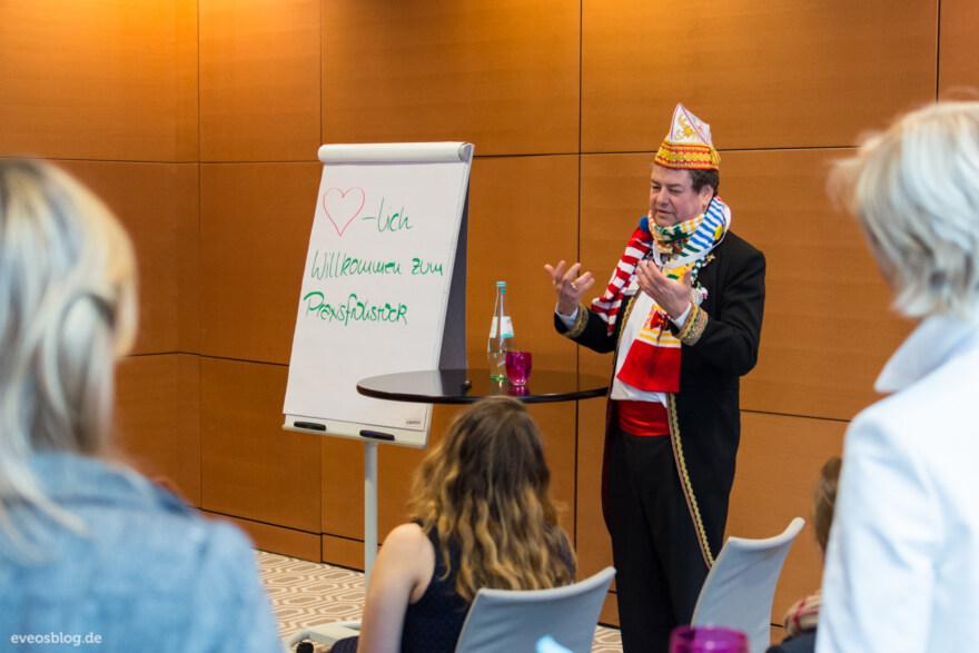 """Artikelbild für: Fotos & Eindrücke vom Praxisfrühstück Köln: """"Sicherheitskonzepte bei Großveranstaltungen"""""""