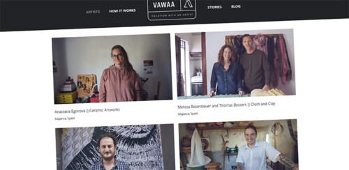 Artikelbild für: Inspiration und Urlaub für Kreative: Vacation with an Artist