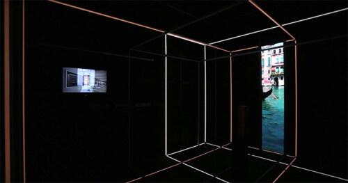 Artikelbild für: Raumerlebnisse durch Licht, Musik und Rhythmus: lichtzeitraum auf der Architektur Biennale 2016