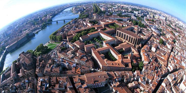 Artikelbild für: Toulouse & Montpellier: Mediterrane Technologie- & Industrie Destinationen in Frankreich