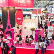 Fotos von Atout France auf der Imex 2017 Foto