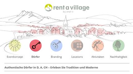 Artikelbild für: Außergewöhnliche Location-Idee: ein ganzes Dorf als Eventlocation