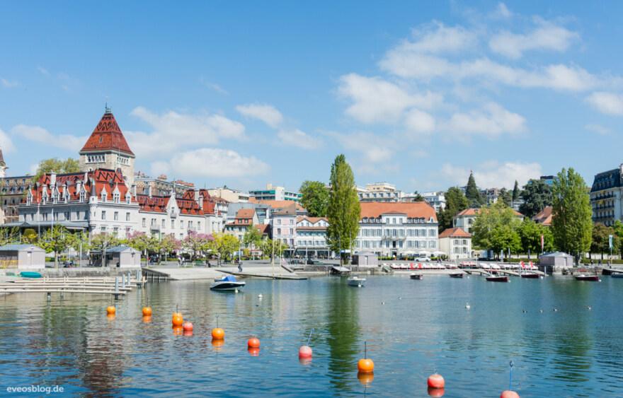 Artikelbild für: Lausanne: 4 Hotels am Genfer See – ideal für Events, Incentives & Konferenzen