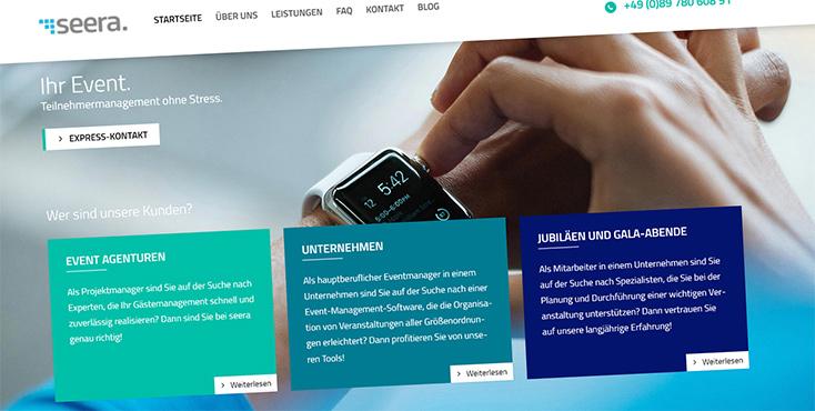 Artikelbild für: seera by coladaservices: Wie sich das Teilnehmermanagement – und mit ihm eine Firma – verändert