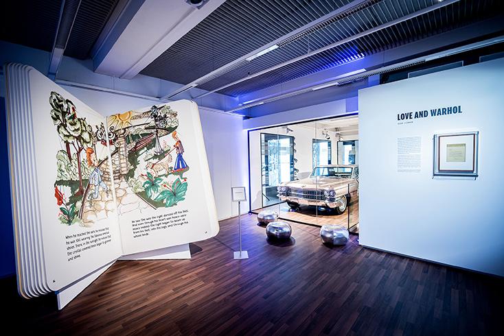 Warhol Ausstellung
