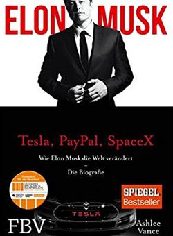 Buchcover von Wie Elon Musk die Welt verändert