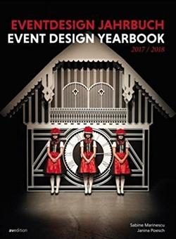 Buchcover von Eventdesign Jahrbuch 2017/2018