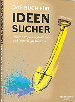 Buchcover von Das Buch für Ideensucher