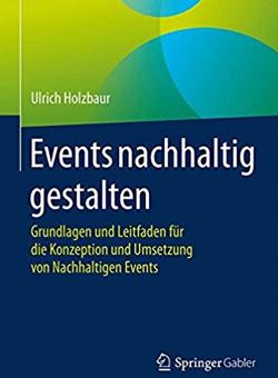 Buchcover von Events nachhaltig gestalten: Grundlagen und Leitfaden