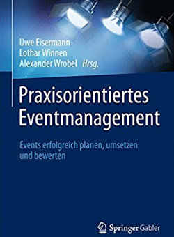 Buchcover von Praxisorientiertes Eventmanagement
