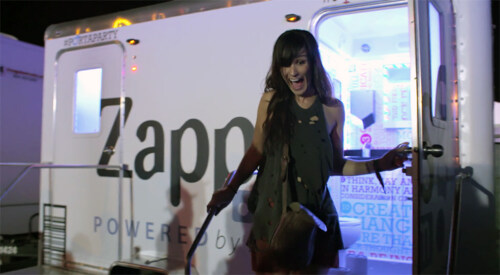 Artikelbild für: Festival Promotion: Zappos Porta Party