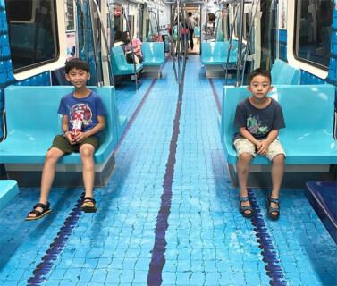 Artikelbild für: Nasse Füße in der U-Bahn? – Live-Erlebnisse sind die besseren Social Media Aktionen