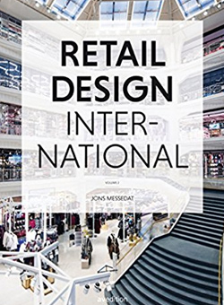 Buchcover von Retail Design International: Components, Spaces, Buildings, Pop-ups
