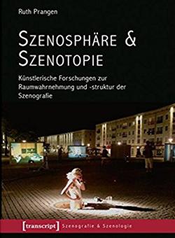 Buchcover von Szenosphäre & Szenotopie