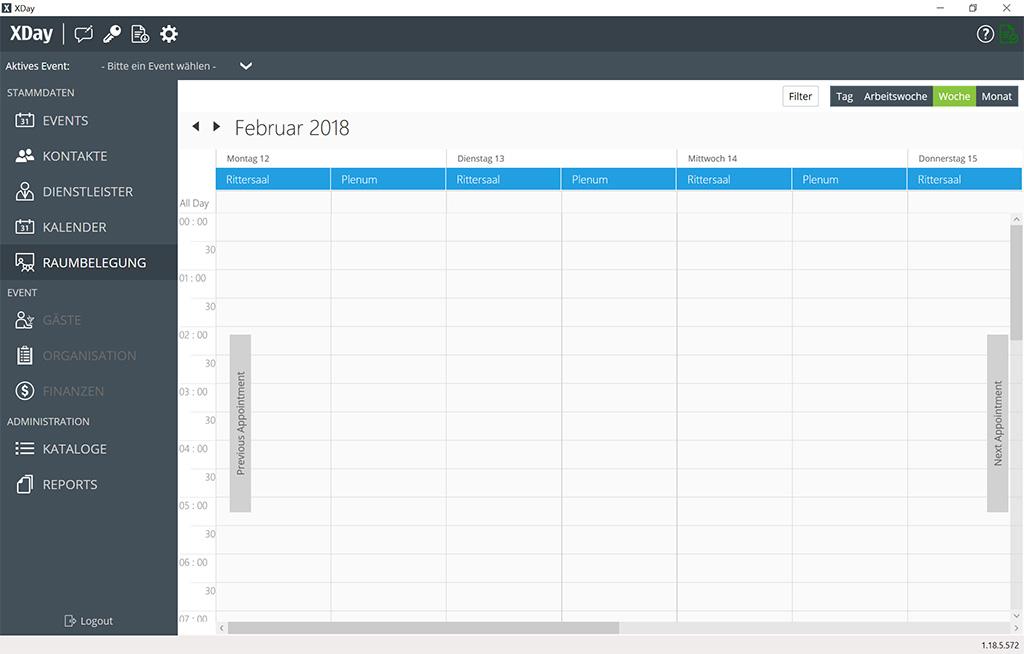 Xday Eventmanagement Software Mit Blick Für Das Wesentliche