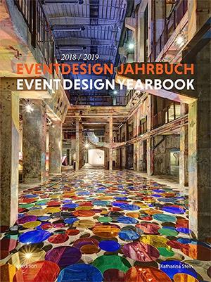 Buchcover von Eventdesign Jahrbuch 2018/2019
