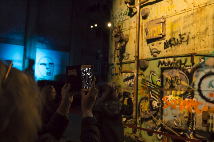 Artikelbild für: Multisensorische Erlebnisse: Maya – Mixed Reality Techno Oper von Mathis Nitschke