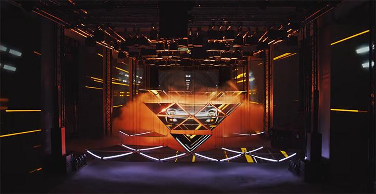 Artikelbild für: Multimedia Show für Lamborghini – mit cleverem Raum- und Medienkonzept