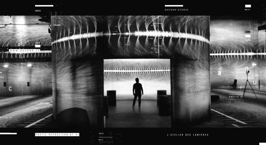 Artikelbild für: Poetic_Ai: Eine Ausstellung, gestaltet von einer Künstlichen Intelligenz