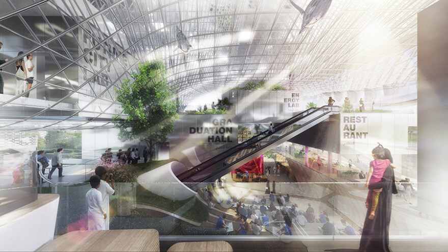 Artikelbild für: Ein Expo Pavillon entsteht: das Nicht-Sichtbare und die Nachhaltigkeit – Teil 3