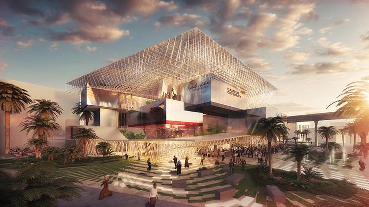 Artikelbild für: Ein Expo Pavillon entsteht: Vom Briefing zum Konzept – Deutscher Pavillon 2020 – Teil 1