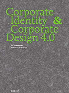 Buchcover von Coporate Identity & Corporate Design 4.0