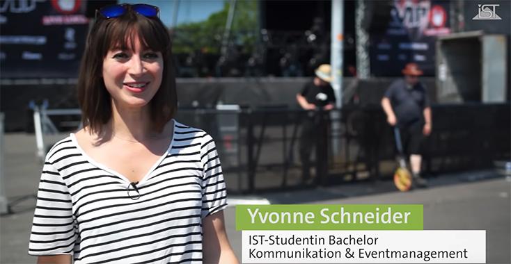 Artikelbild für: Duales Eventmanagement-Studium mit Praxisbezug: eine IST-Studentin berichtet von ihren Erfahrungen