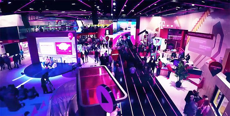 Artikelbild für: Erlebnis Messe: interaktiv, spielerisch und fototauglich – Telekom auf der IFA 2018