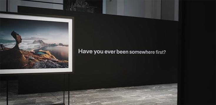 """Artikelbild für: Promotion: Lufthansa Ausstellung """"Unknown Places"""" auf der Triennale in Mailand 2018"""