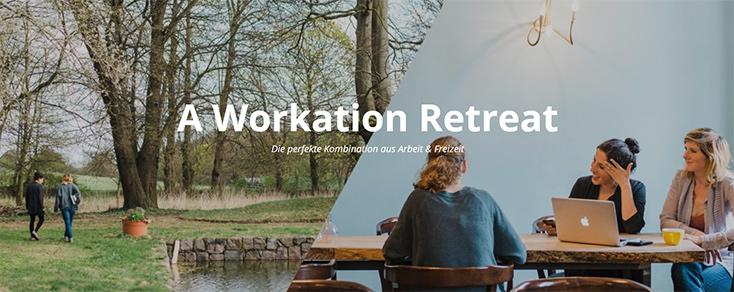 Artikelbild für: Location-Tipp: urbanes Flair auf dem Land – Coconat – A Workation Retreat