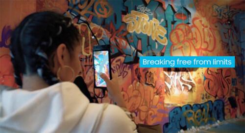 Artikelbild für: Künstlerische Promotion-Aktion: Augmented Reality ergänzt Street Art – Re:imagine StreetARt
