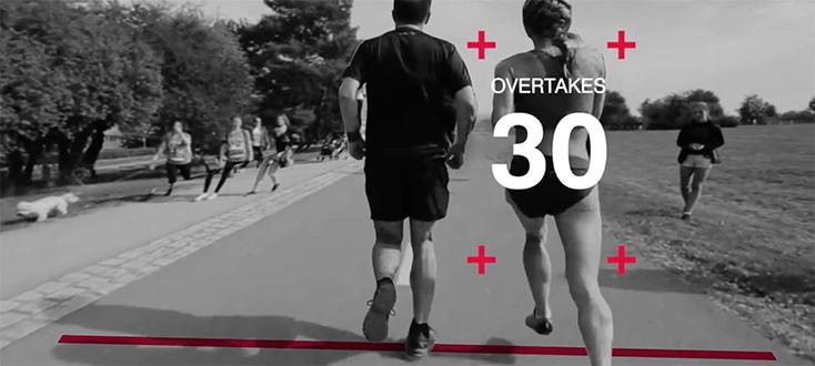 Artikelbild für: Tipp für Sportevents: mit RFID nicht nur Zeit, sondern Überholungen messen