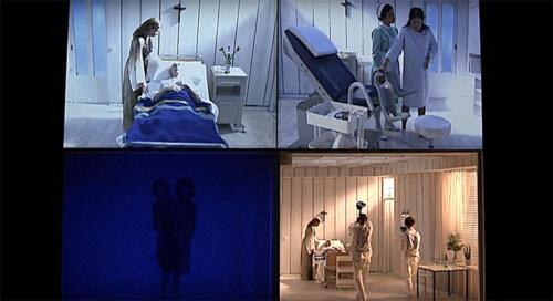 """Artikelbild für: Ein Theaterstück, zeitgleich und gemeinsam in zwei Städten: """"Die Parallelwelt"""""""