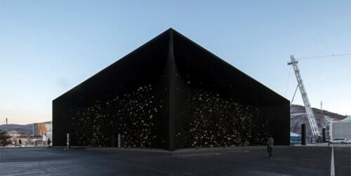 Artikelbild für: Hyundai Pavillon: Wasserstoff-Technologie als Besuchererlebnis von Asif Khan