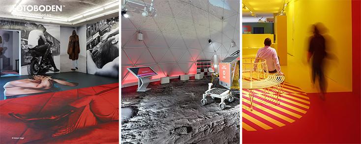 Artikelbild für: Ganzheitliches Raumdesign: bessere Geschichten erzählen mit Fotoboden