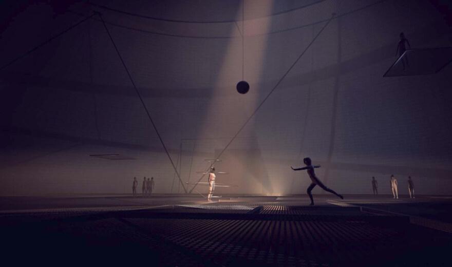"""Artikelbild für: VR-Installation: """"Das Totale Tanz Theater"""", 100 Jahre Bauhaus – ADC Grand Prix"""