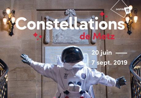 "Artikelbild für: Event-Tipp: Digital Arts Festival ""The Constellations de Metz"""
