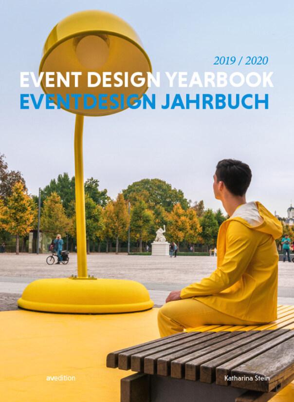 Buchcover von Eventdesign Jahrbuch 2019/2020