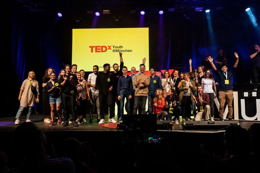 Artikelbild für: Eventformate für Jugendliche brauchen neben Spaß auch Tiefgang und Relevanz: TEDxYouth@München