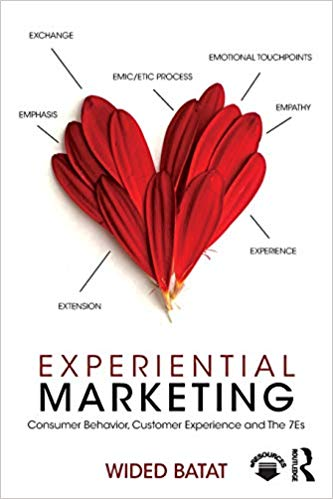 Buchcover von Experiential Marketing