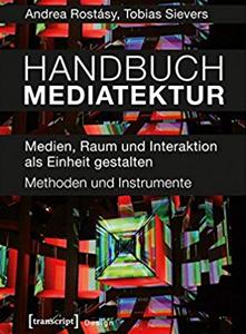 Buchcover von Handbuch Mediatektur