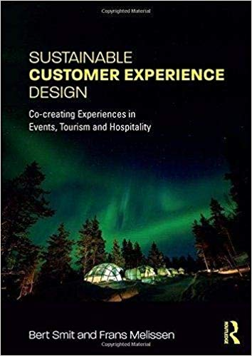 Buchcover von Sustainable Customer Experience Design