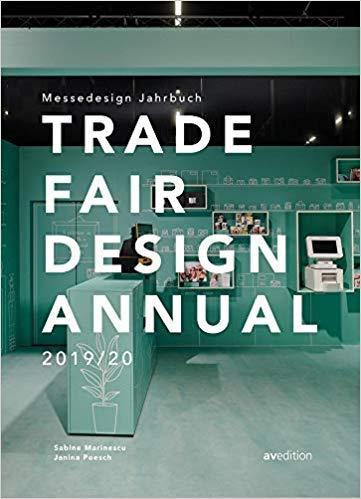 Buchcover von Messedesign Jahrbuch 2019/2020